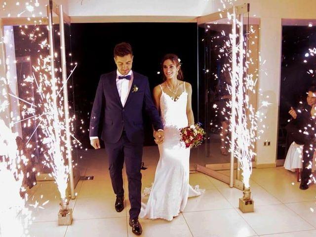 El casamiento de Mari y Juan