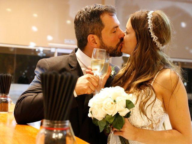 El casamiento de Emiliano y Flor