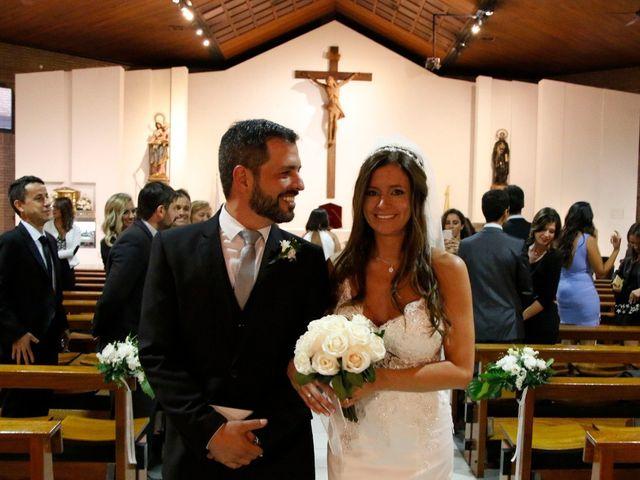 El casamiento de Flor y Emiliano en Mendoza, Mendoza 8