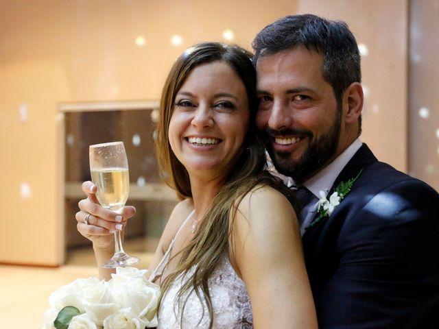 El casamiento de Flor y Emiliano en Mendoza, Mendoza 14