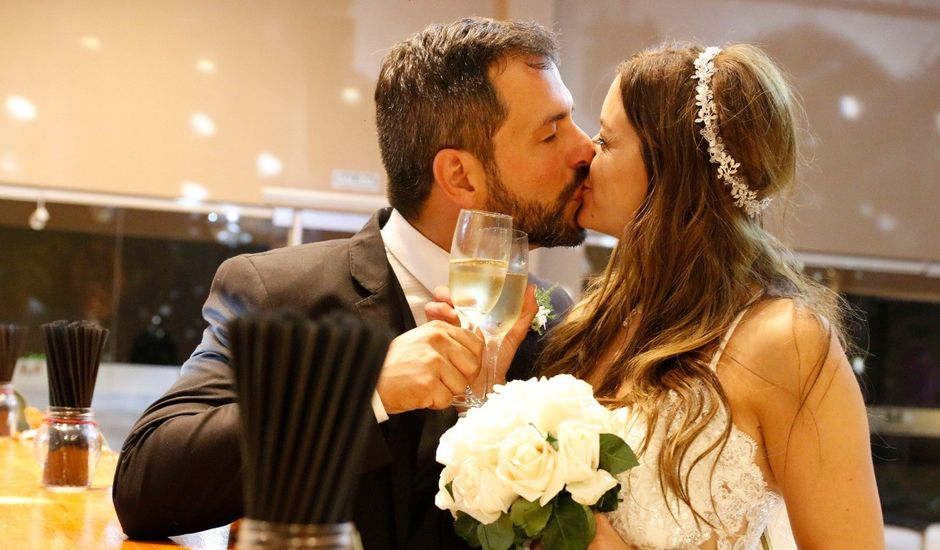 El casamiento de Flor y Emiliano en Mendoza, Mendoza
