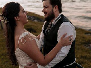 El casamiento de Monica y Facundo