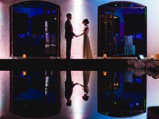 El casamiento de Romina y Santiago