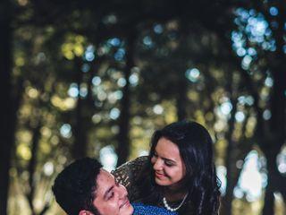 El casamiento de Romina y Santiago 2