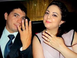 El casamiento de Maria Fernanda y Daniel Horacio