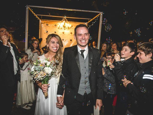 El casamiento de Candi y Juan