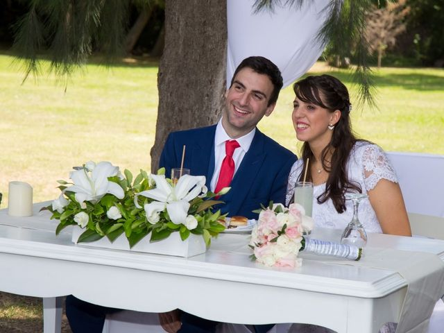 El casamiento de Rocío y Guillermo