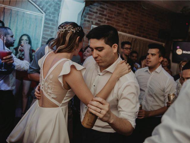 El casamiento de Nicolás y Agustina en Puerto Madero, Capital Federal 50