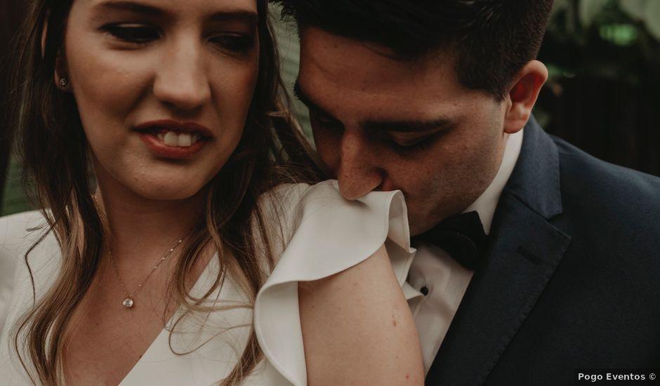 El casamiento de Nicolás y Agustina en Puerto Madero, Capital Federal