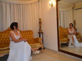 El casamiento de Osvaldo y Jimena 1