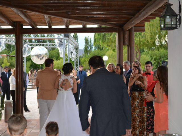 El casamiento de Jimena y Osvaldo en San Juan, San Juan 8