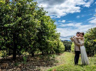 El casamiento de Daniela y Maximiliano