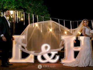 El casamiento de Horacio y Lujan