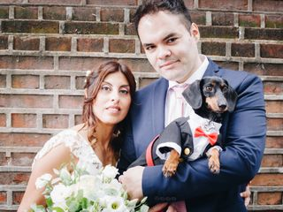 El casamiento de Xoana y Lucas
