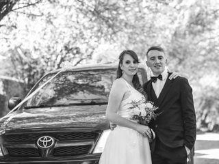 El casamiento de Sofía y Brian