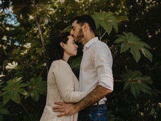 El casamiento de Johanna y Patricio