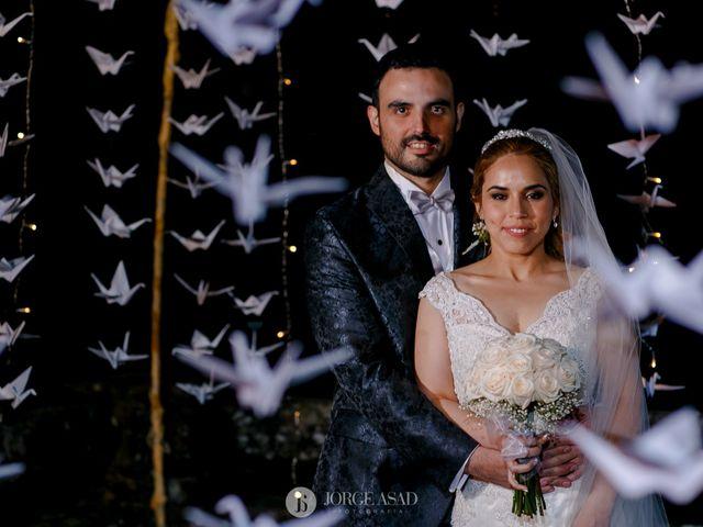 El casamiento de Lujan y Horacio en San Pablo, Tucumán 1