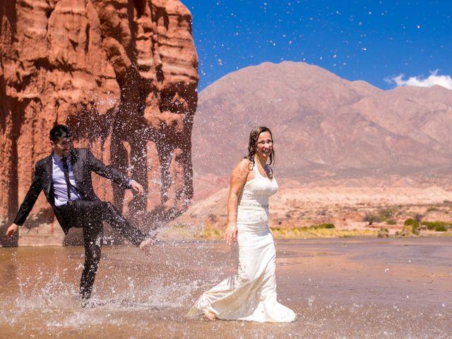 El casamiento de Marcelo y Flor en Buena Yerba, Tucumán 40