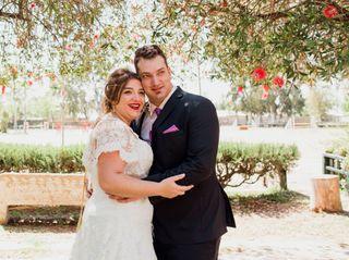 El casamiento de Julieta y Cristian