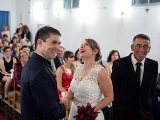 El casamiento de Camila y Federico 3