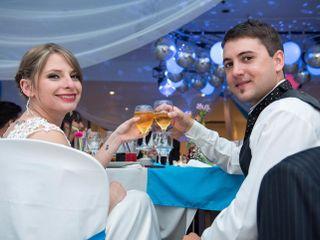 El casamiento de Camila y Federico