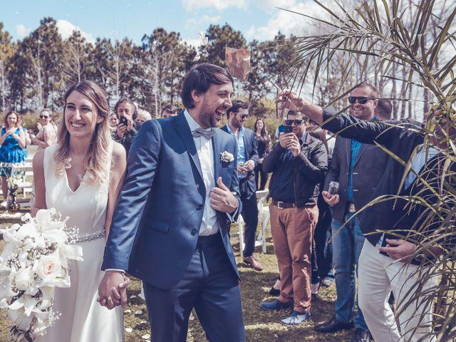 El casamiento de Nika y Pablo