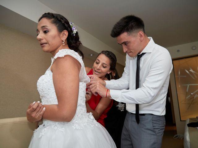 El casamiento de Frank y Carla en Rodeo de la Cruz, Mendoza 25