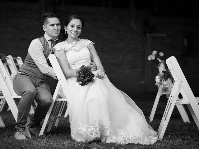 El casamiento de Frank y Carla en Rodeo de la Cruz, Mendoza 1