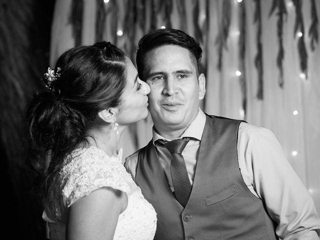 El casamiento de Frank y Carla en Rodeo de la Cruz, Mendoza 29