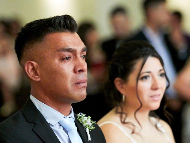 El casamiento de Frank y Carla en Rodeo de la Cruz, Mendoza 43
