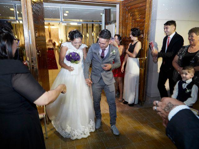El casamiento de Frank y Carla en Rodeo de la Cruz, Mendoza 45