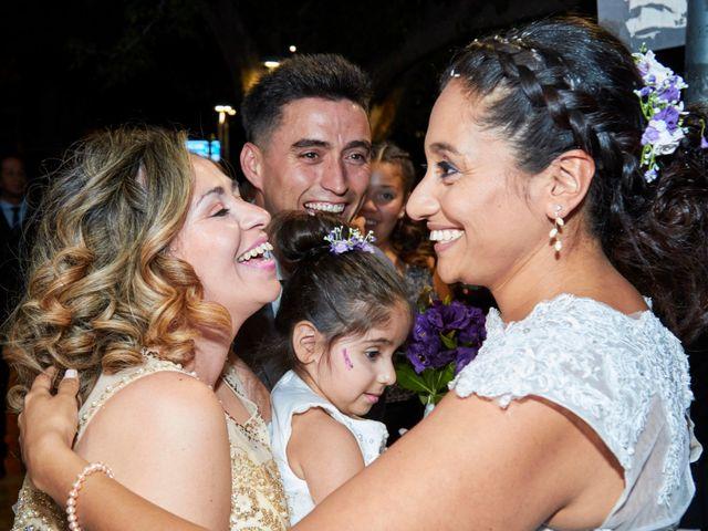 El casamiento de Frank y Carla en Rodeo de la Cruz, Mendoza 46