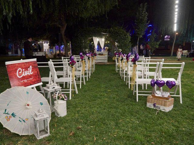 El casamiento de Frank y Carla en Rodeo de la Cruz, Mendoza 48