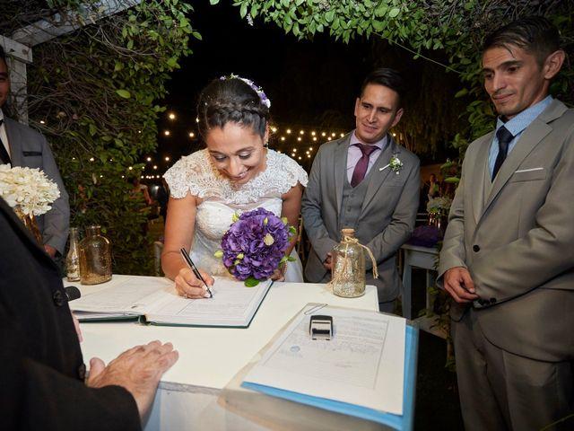 El casamiento de Frank y Carla en Rodeo de la Cruz, Mendoza 59