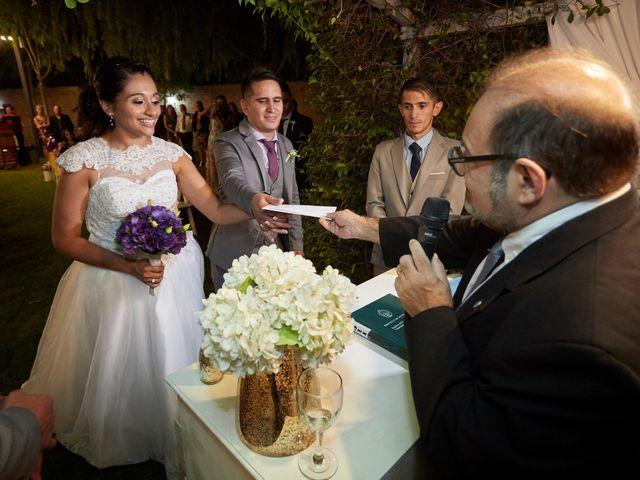 El casamiento de Frank y Carla en Rodeo de la Cruz, Mendoza 61
