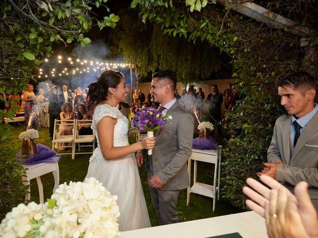 El casamiento de Frank y Carla en Rodeo de la Cruz, Mendoza 62