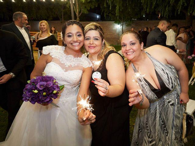 El casamiento de Frank y Carla en Rodeo de la Cruz, Mendoza 64