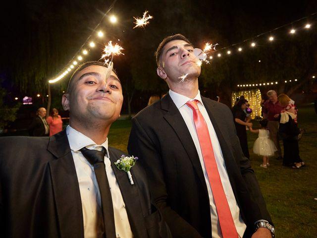 El casamiento de Frank y Carla en Rodeo de la Cruz, Mendoza 65