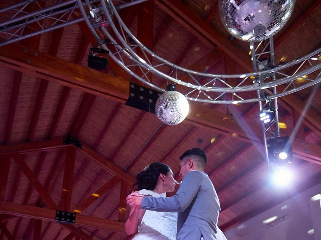 El casamiento de Frank y Carla en Rodeo de la Cruz, Mendoza 73