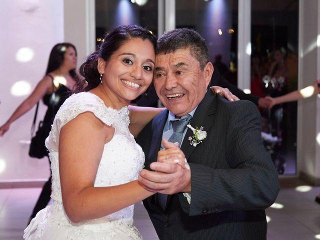 El casamiento de Frank y Carla en Rodeo de la Cruz, Mendoza 75