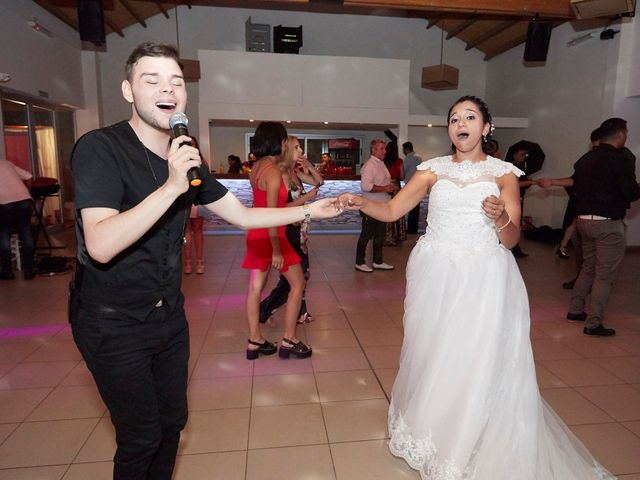 El casamiento de Frank y Carla en Rodeo de la Cruz, Mendoza 78