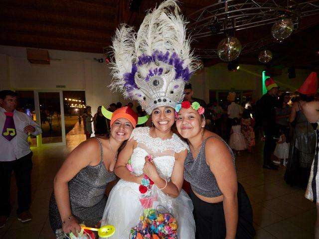 El casamiento de Frank y Carla en Rodeo de la Cruz, Mendoza 85