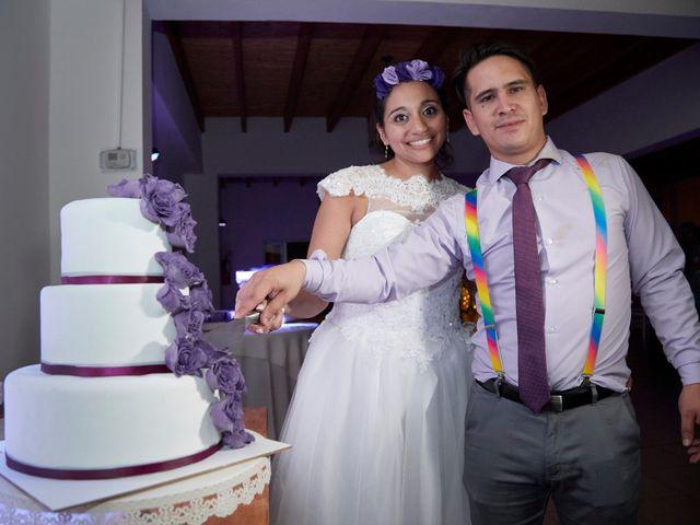 El casamiento de Frank y Carla en Rodeo de la Cruz, Mendoza 86