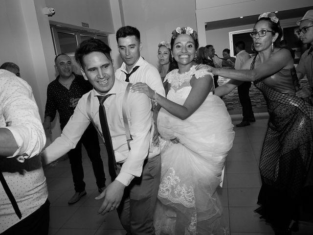El casamiento de Frank y Carla en Rodeo de la Cruz, Mendoza 90