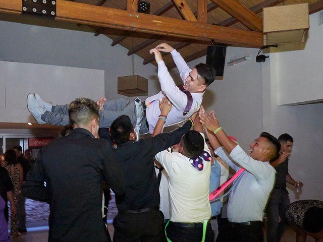 El casamiento de Frank y Carla en Rodeo de la Cruz, Mendoza 91