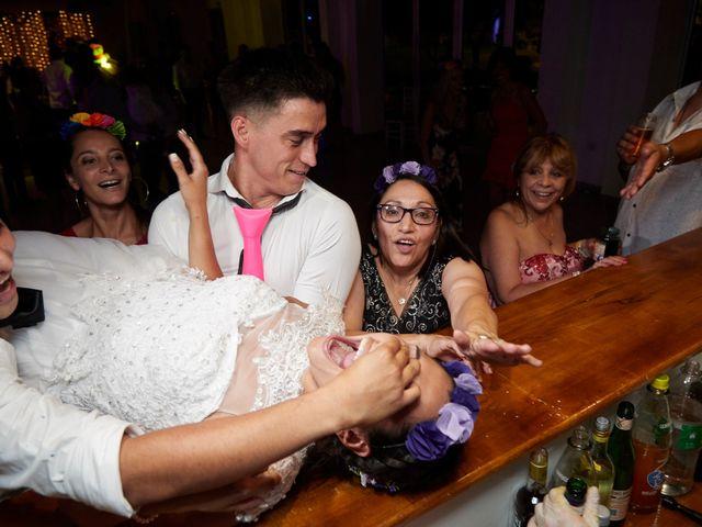El casamiento de Frank y Carla en Rodeo de la Cruz, Mendoza 93