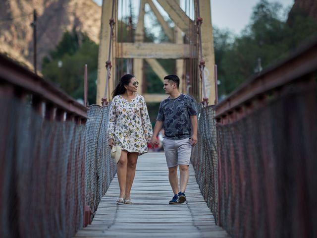 El casamiento de Frank y Carla en Rodeo de la Cruz, Mendoza 96