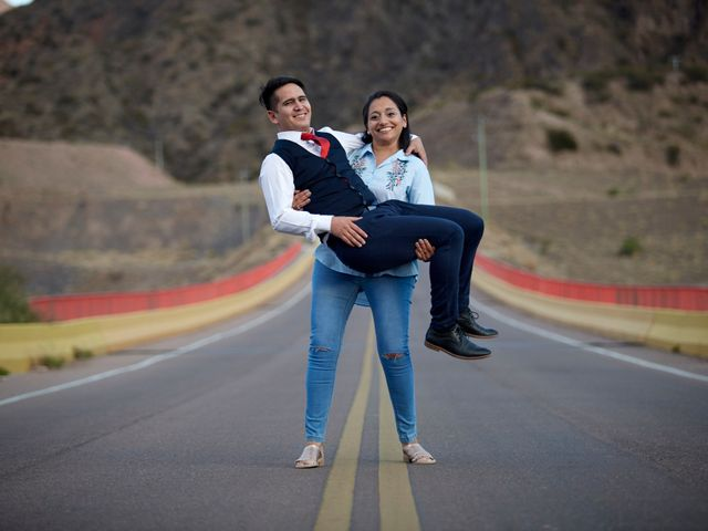 El casamiento de Frank y Carla en Rodeo de la Cruz, Mendoza 98