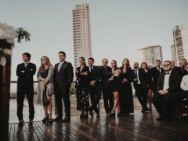 El casamiento de Damian y Yamila en Puerto Madero, Capital Federal 43