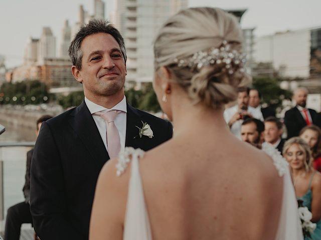 El casamiento de Damian y Yamila en Puerto Madero, Capital Federal 44